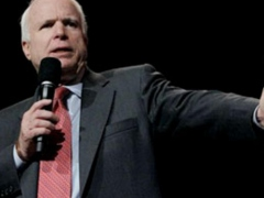 Senator John McCain has long been criticized for his hawkish support for aggressive US wars